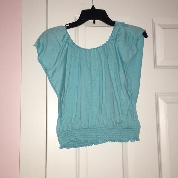 67d3043ac34 Girls CATO FASHIONS blue shirt